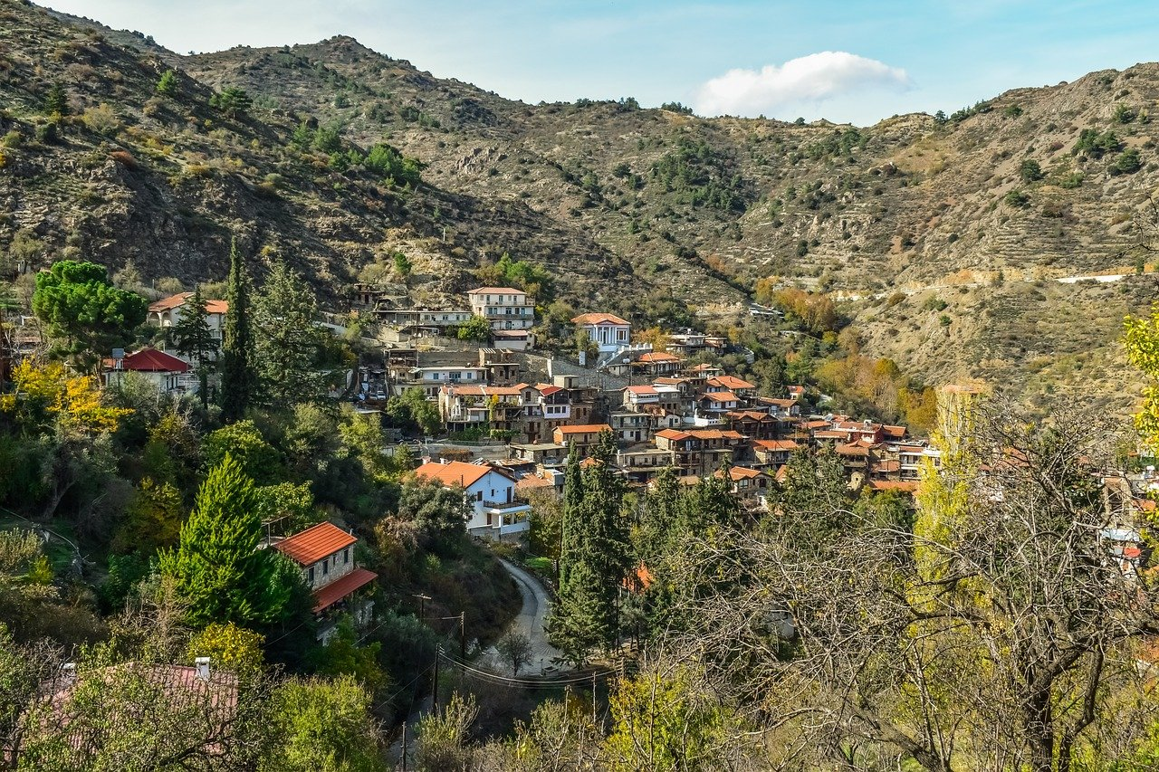 Chypre, Troodos