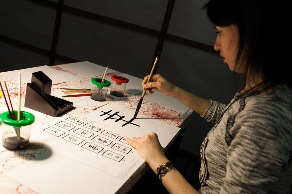 Calligraphie Shodo