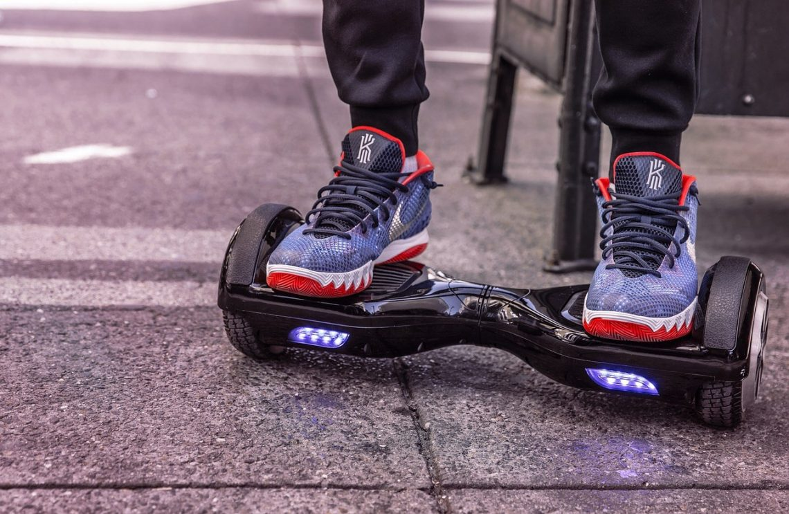 chargeur pour hoverboard