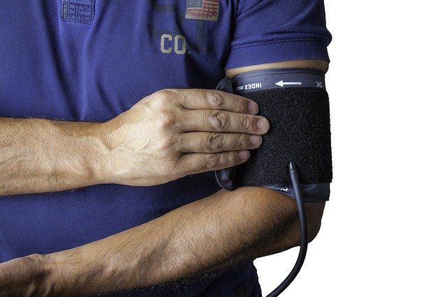 brassard tension artérielle