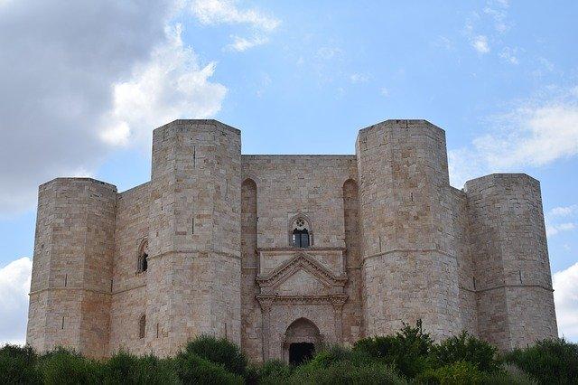 Castel Del Monte, Andria (Italie)