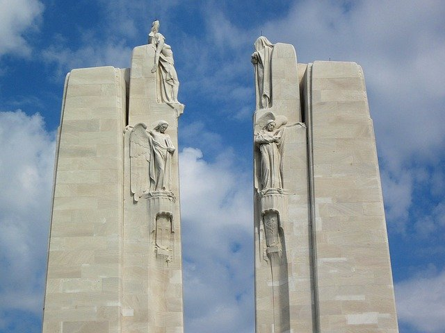 Mémorial national canadien de Vimy