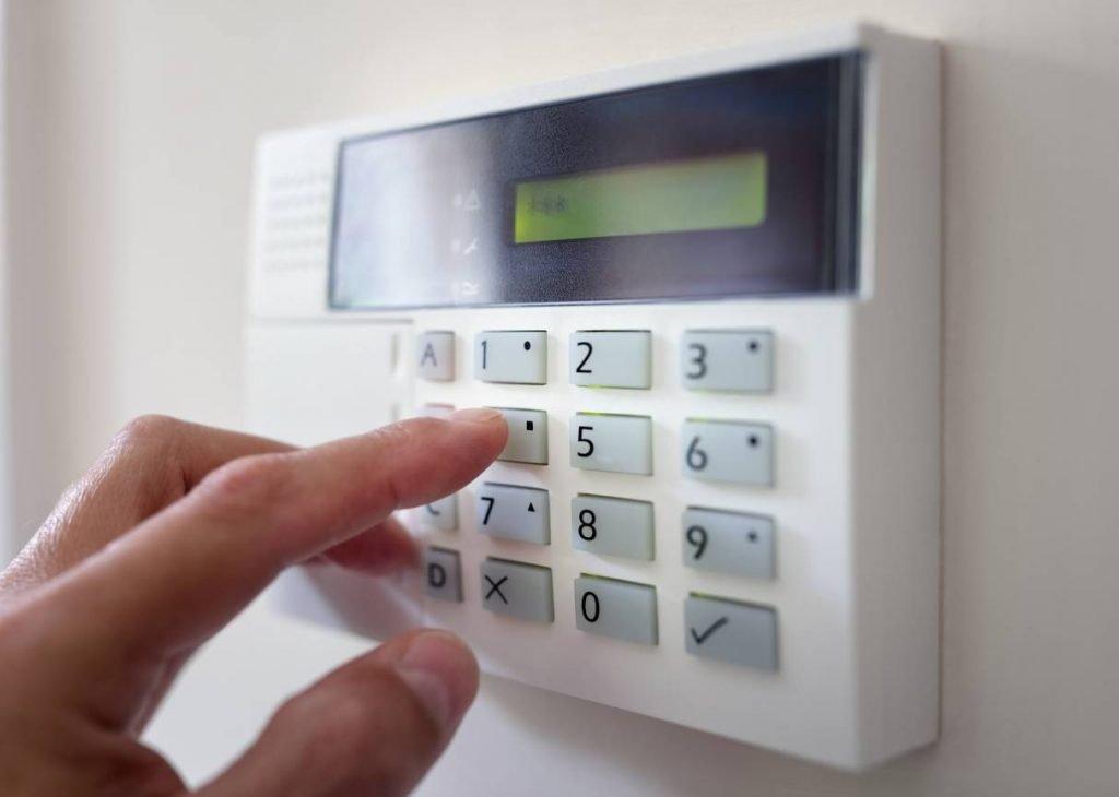 Programmation d'un système d'alarme